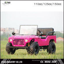 Hot Sale Mini Jeep 4X4 Jeep Winch Car Jipe Jeep chinês