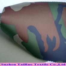Camuflagem Impresso e PVC Revestido Oxford com Impermeável