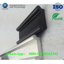 Extrusión de perfil de aluminio pintado anodizado para material de construcción