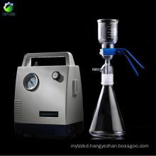 solvent filtration apparatus/ vacuum filter