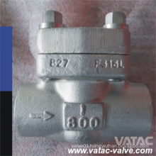 A216 Wcb&A105 Forged Steel Flanged Swing Check Valve