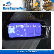 Surface Mounted Touch LOP with Touch Push Button
