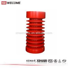 KEMA a témoigné l'isolateur en résine époxyde de l'appareillage 20KV de moyenne tension