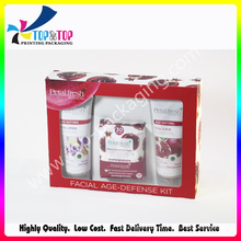 Full Color Printing Clear Window Packaging Box