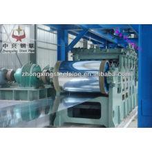 DX51D galvanizado z275 de bobina de acero