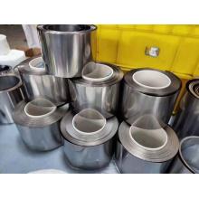 Титановая фольга GR1 толщиной 0,03 мм для медицинского оборудования