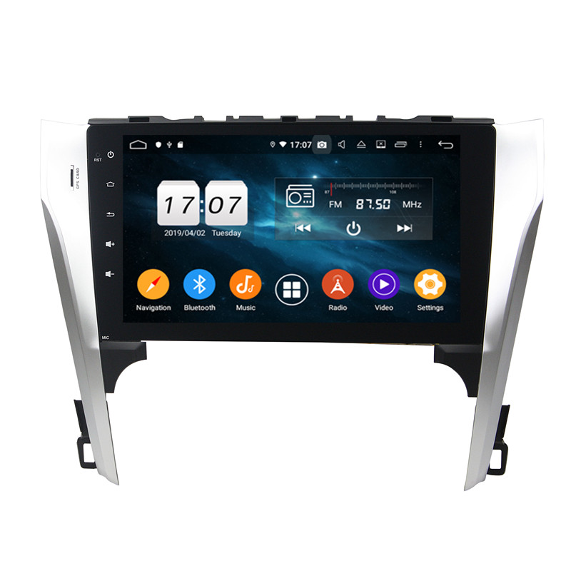 android car audio for CAMRY