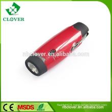 Multi-function tool high power 5 WHITE LED+ 6 RED LED multi color led flashlight