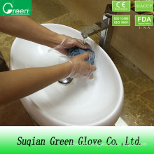 Clear Cleaning Household Soft Glove