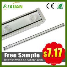 Perfil de aluminio para barra ligera del led led de 12 vatios de pared arandela