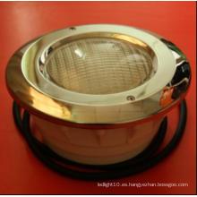 IP68 empotrable impermeable empotrada piscina luz