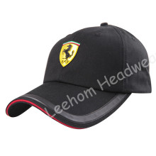 Racing Sports Custom 3D Stickerei Cap