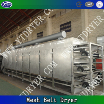 Multi Level Chamber Belt Dryer
