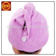 Китай оптовая тюрбан полотенца обернуть, магия тюрбан для волос тюрбан полотенце 100% хлопок