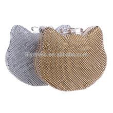 Lovely Women's Evening Dinner Clutch Bag Bride Bag For Wedding Evening Party Bridal HandBags B00129 india clutch bag