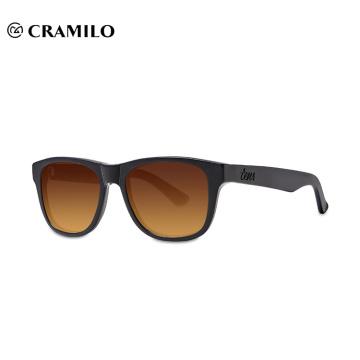 USA brand custom made uv400 hand polished vintage private label men acetate sunglasses