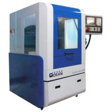 Machine CNC en gravure métallique en haute polonaise et précision (RTA350M)