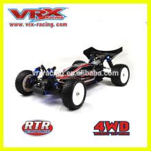 VRx Racing духа LE электрические багги, черный, 1/10 масштаба обновить версию