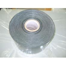 Алюминиевая труба обернуть воздуховодной лентой