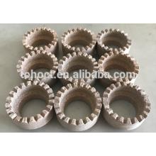 Punteras de cerámica UF