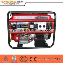 5kW Diesel Generator Set Luftgekühlten offenen Rahmen