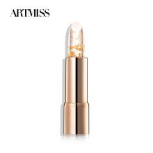 ARTMISS Feuchtigkeitsspendender Lippenstift Vegan getönter Bio-Lippenbalsam