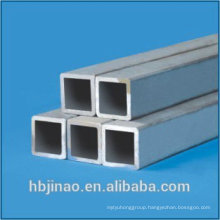 Precision seamless carbon steel pipe and square tube