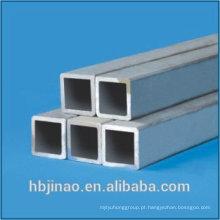Precisão tubo de aço carbono sem costura e tubo quadrado