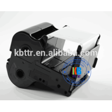 Plaque signalétique ruban en argent pour cartouche de ruban imprimante 60mm * 130m PP-RC3GLF pour imprimante PP-1080RE