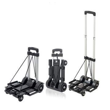 Tough aluminum alloy used for trolley case