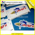 Fornecedor de China eva impressão de etiquetas e impressão de adesivos de vinil à venda