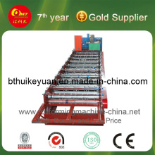 Building Material Metal Roof Sheet Cold Roll Forming Machinery