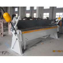 Wh06-2.5X1220 Hand Type Folding and Bending Machine