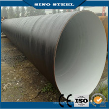 Gr. B X42 Hot Rolled SSAW Steel Pipe for Building Material