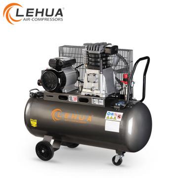 3HP 2.2KW 100L 8Bar / 115Psi 250L / min compresseur d'air de type Italie pour les outils pneumatiques