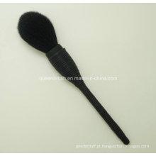 Acessório de beleza Maquiagem Fábrica Rattan Handle Kabuki Brush