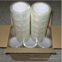 Fornecedor de ouro na China para embalagem de fita de vedação de papelão Tapebopp