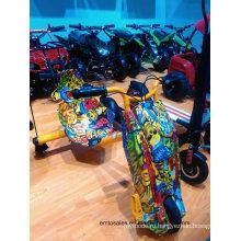 100W 4.5A Детские игрушки раздвижной трехколесный велосипед 3-х колесный электрический самокат Электрический дрейк для детей