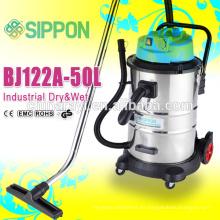 Diseño de moda Aspirador húmedo y seco con toma externa BJ122-50L