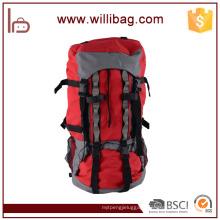 Popular Outdoor Hiking Backpack Nylon Travelling Backpack