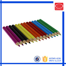 Hot selling environment friendly drawing colored pencil