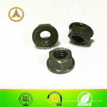 DIN6331 Hexagon Nut with Collar, Zinc Plated, M5~M20