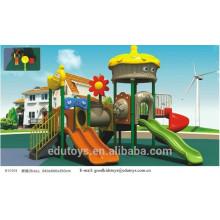 2015 Hot Sale Spiral Tube Children Outdoor Playground B10208