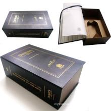Custom Luxury Wine Display Box, Wooden Wine Box, Vodka Box