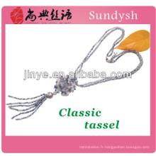 collier de mode cordon chaîne gland bijoux approvisionnement en gros