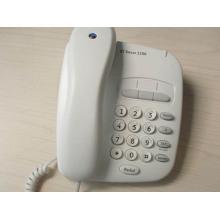 Habitação de telefone, caixa de plástico para telefone