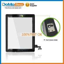 Alta calidad oem touch pantalla piezas de repuesto originales de ipad 2 touch digitalizador de pantalla para ipad 2