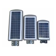 Environmentally friendly LED solar street light