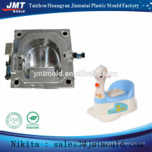 Molde plástico del asiento de tocador del entrenamiento del bebé de China