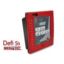 Meditech Aed Defibrillatore Automatico Esterno Portatile Con Energia Selezionabile